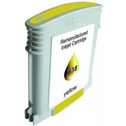 HP 11 jaune Refill