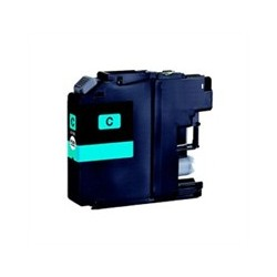 Brother Lc125 cyan compatible