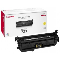 Canon 723 Jaune  ( 2641B002)