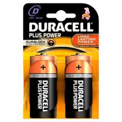 DURACELL 1300PLUS LR20 1.5V/2 D