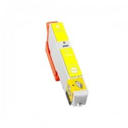 Epson T24 XL compatible jaune