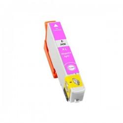 Epson T24 XL compatible light magenta