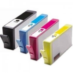 Pack HP364 XL compatible
