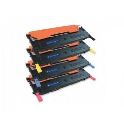 Pack de toners compatibles Samsung CLP310 / CLX3175