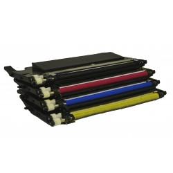 Pack de toners compatible samsung clp320