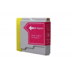 COMPATIBLE BROTHER LC1000 / LC970 MAGENTA
