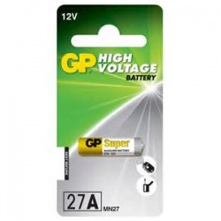 GP 27A Super Alcaline 12V