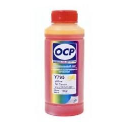 Encre OCP 795 Jaune Pigmentée pour CANON