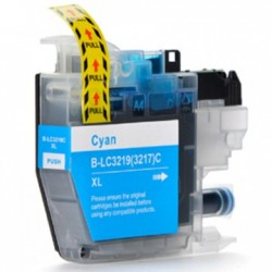 Brother LC3219XL cyan compatible