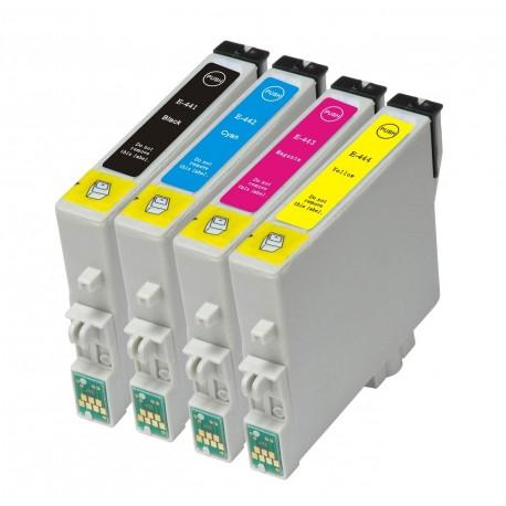 Pack T0445 eepson compatible
