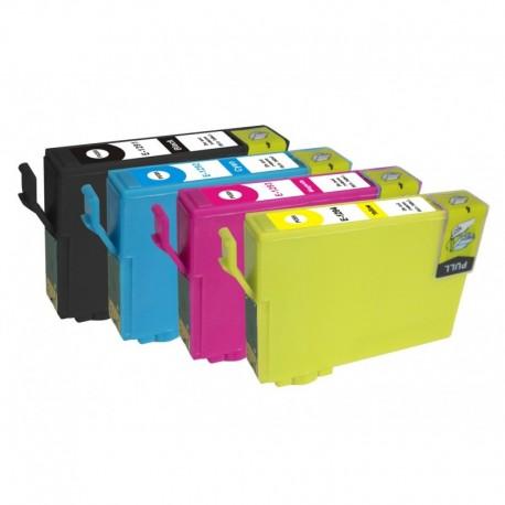 Pack Epson T29XL set compatible + 1 bk gratuite