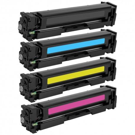 Pour HP CF400X / CF401X / CF402X / CF403X '201)