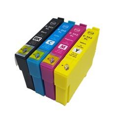 Pour Epson 502 pack de 4 cartouches