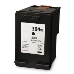 Pour HP 304 Noire XL Recyclée