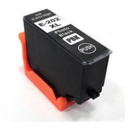 Epson 202 xl photo noir compatible
