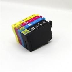 Pack Epson T3476 compatible XL
