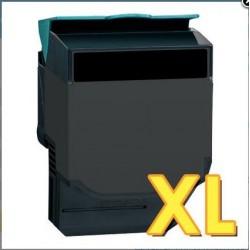 Toner Lexmark 702HK alternatif noir