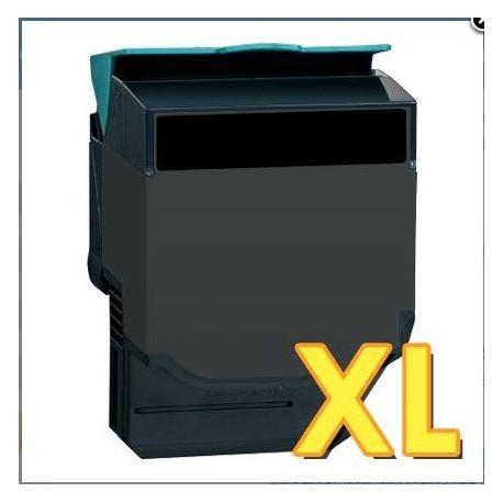 Toner Lexmark 702HY alternatif jaune
