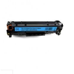 Pack de Toners compatible CC530A/CE410X/CF380X/CRG718BK