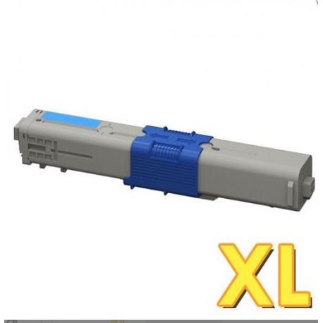 Pack de 4 toners C332 compatible OKI