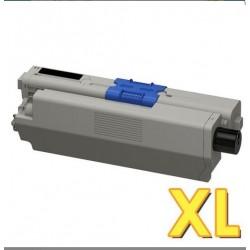 Pack de 4 toners C532 compatible OKI