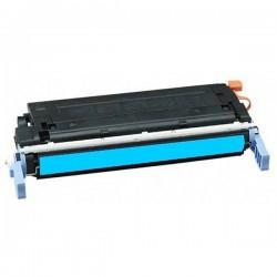 Toner C9721A compatible HP cyan