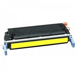Toner C9722A jaune compatible HP