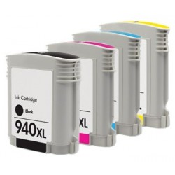 Pack HP940 XL compatible